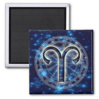 Astro Symbol Aries Magnet