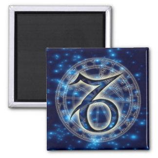 Astro Symbol Capricorn Magnet