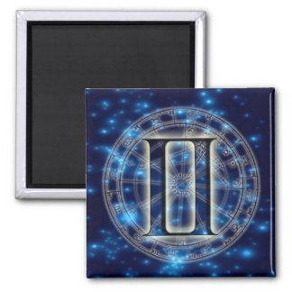 Astro Symbol Gemini Magnet