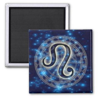 Astro Symbol Leo Magnet