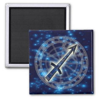 Astro Symbol Sagittarius Magnet