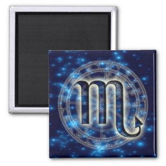 Astro Symbol Scorpio Magnet