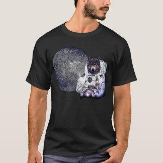 Astro Wolf Teeshirt T-Shirt