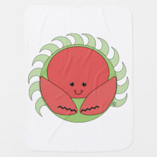 Astrobabies Cancer Baby Blanket