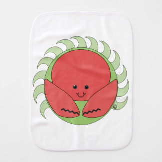 Astrobabies Cancer Burp Cloth