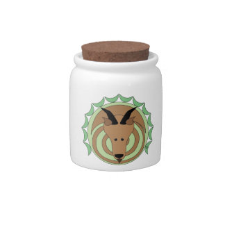 Astrobabies Capricorn Candy Jar
