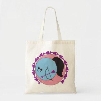 Astrobabies Sagittarius Tote Tote Bags