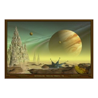 Astrobiology print
