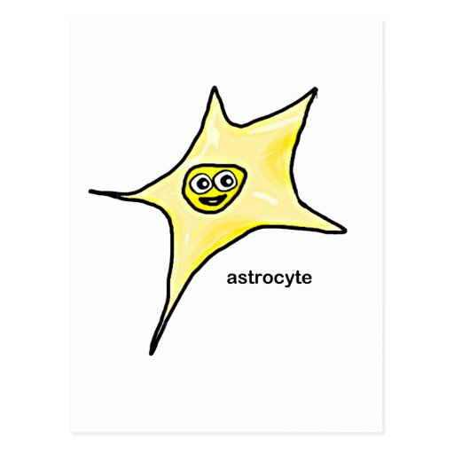 Astrocyte Postcards