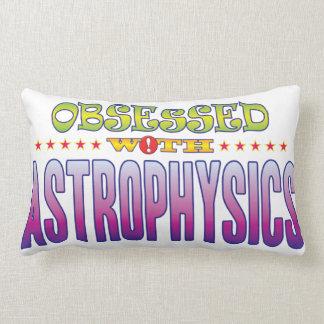 Astrofísica 2 obsesionada cojín