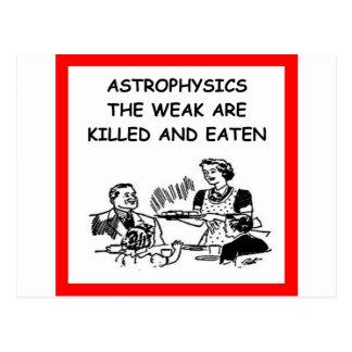 astrofísica postal