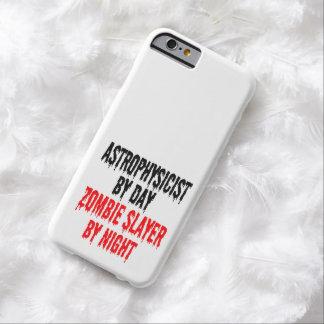 Astrofísico del asesino del zombi funda de iPhone 6 barely there