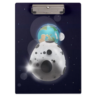 Astroid impact the Planet Earth! Clipboard
