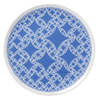 astroid melamine plate
