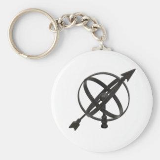 Astrolabe053009 Llavero Redondo Tipo Pin