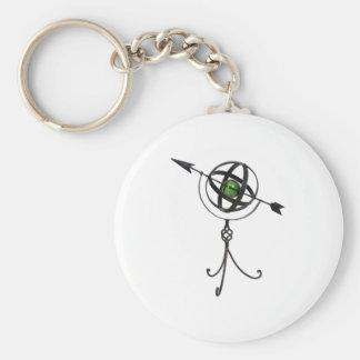 Astrolabe111409 Llavero Redondo Tipo Pin