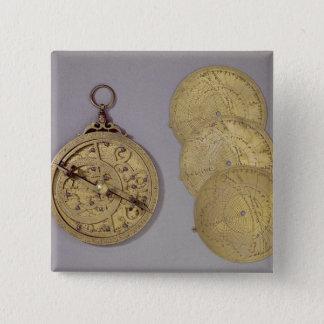 Astrolabe, 1216 button