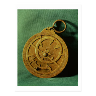 Astrolabe (copper) postcard