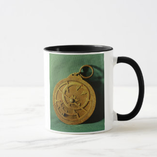 Astrolabio (cobre) taza