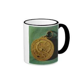 Astrolabio (cobre) taza a dos colores