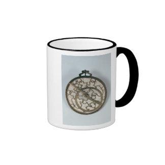 Astrolabio Taza A Dos Colores