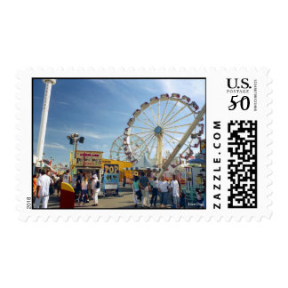 Astroland Amusement Park (Coney Is., NY) postage