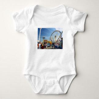 Astroland Amusement Park Infant Creeper