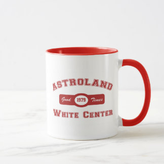 Astroland de centro blanco
