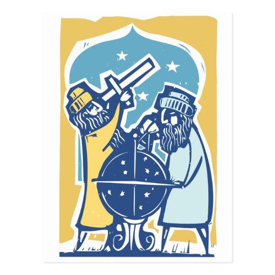Astrologers Postcard