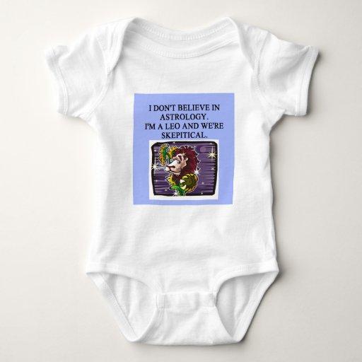 Astrología de LEO Tshirts