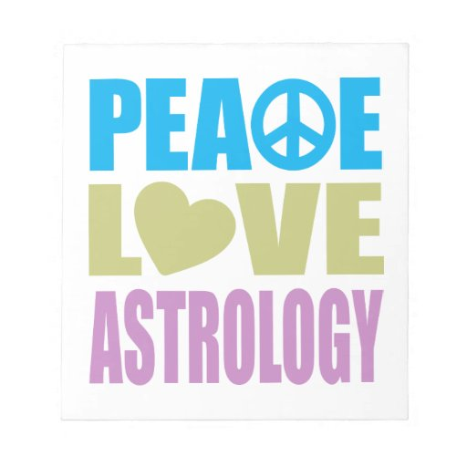 Astrología del amor de la paz libretas para notas