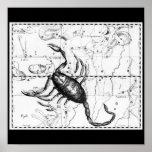 Astrología/Divination-10 del Poster-Vintage