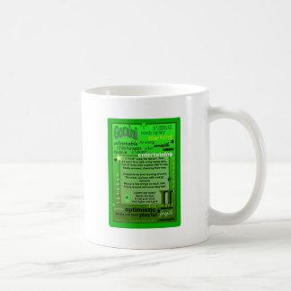 ASTROLOGICAL BIRTHDAY GREETING COFFEE MUG