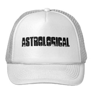 ASTROLOGICAL CLOTHING HAT