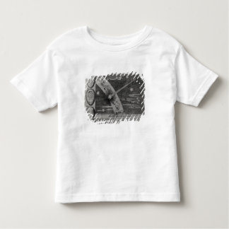 Astrological diagram of the comet toddler t-shirt