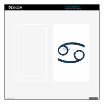Astrological Sign Cancer Kindle Fire Skin