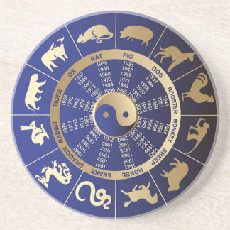 Astrological Signs Coaster