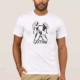 Astrological star sign depicting Gemini. T-Shirt