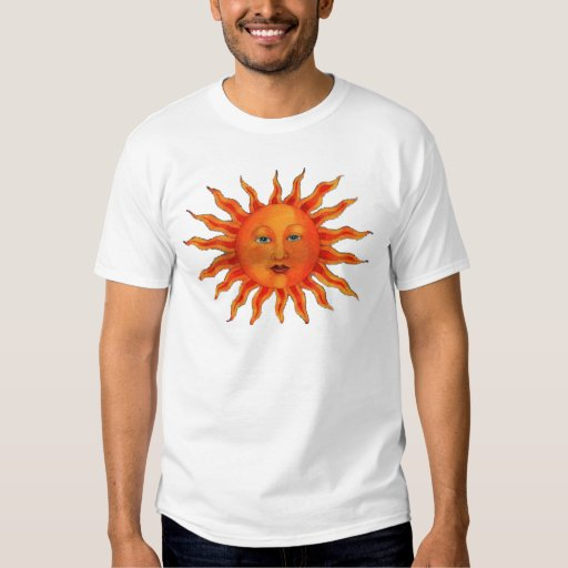 Astrological Sun Shirt