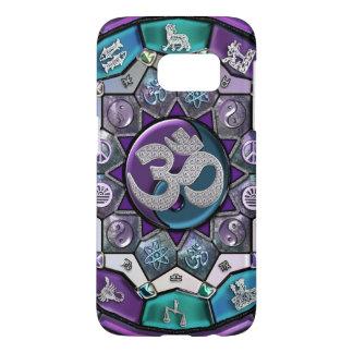 Astrological Symbolic Mandala Samsung Galaxy S7 Case