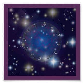 Astrology Again Poster