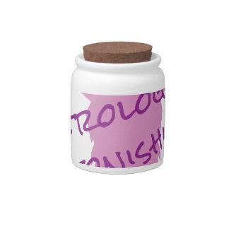 Astrology Astonishing Candy Jars
