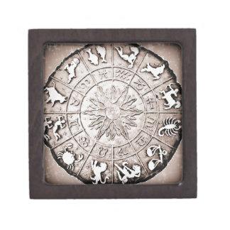 Astrology Board Keepsake Box