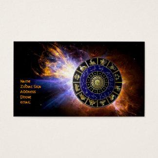 Astrology Business Card