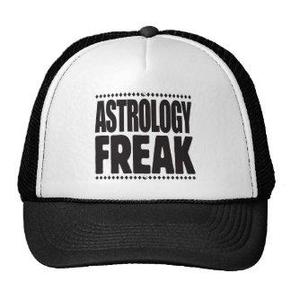 Astrology Freak Mesh Hat