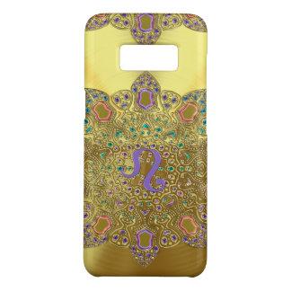 Astrology Gold Zodiac Sign Leo Mandala Case-Mate Samsung Galaxy S8 Case