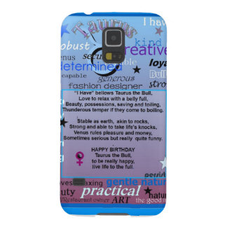 ASTROLOGY GREETING GRAPHIC CASE FOR GALAXY S5
