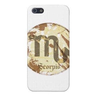 Astrology Grunge Scorpio iPhone SE/5/5s Case