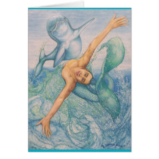 Astrology Pisces Joy With The Dolphin Card