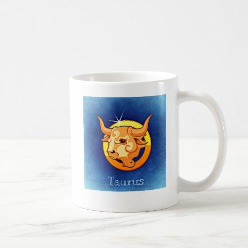 Astrology Sign Taurus Classic White Coffee Mug